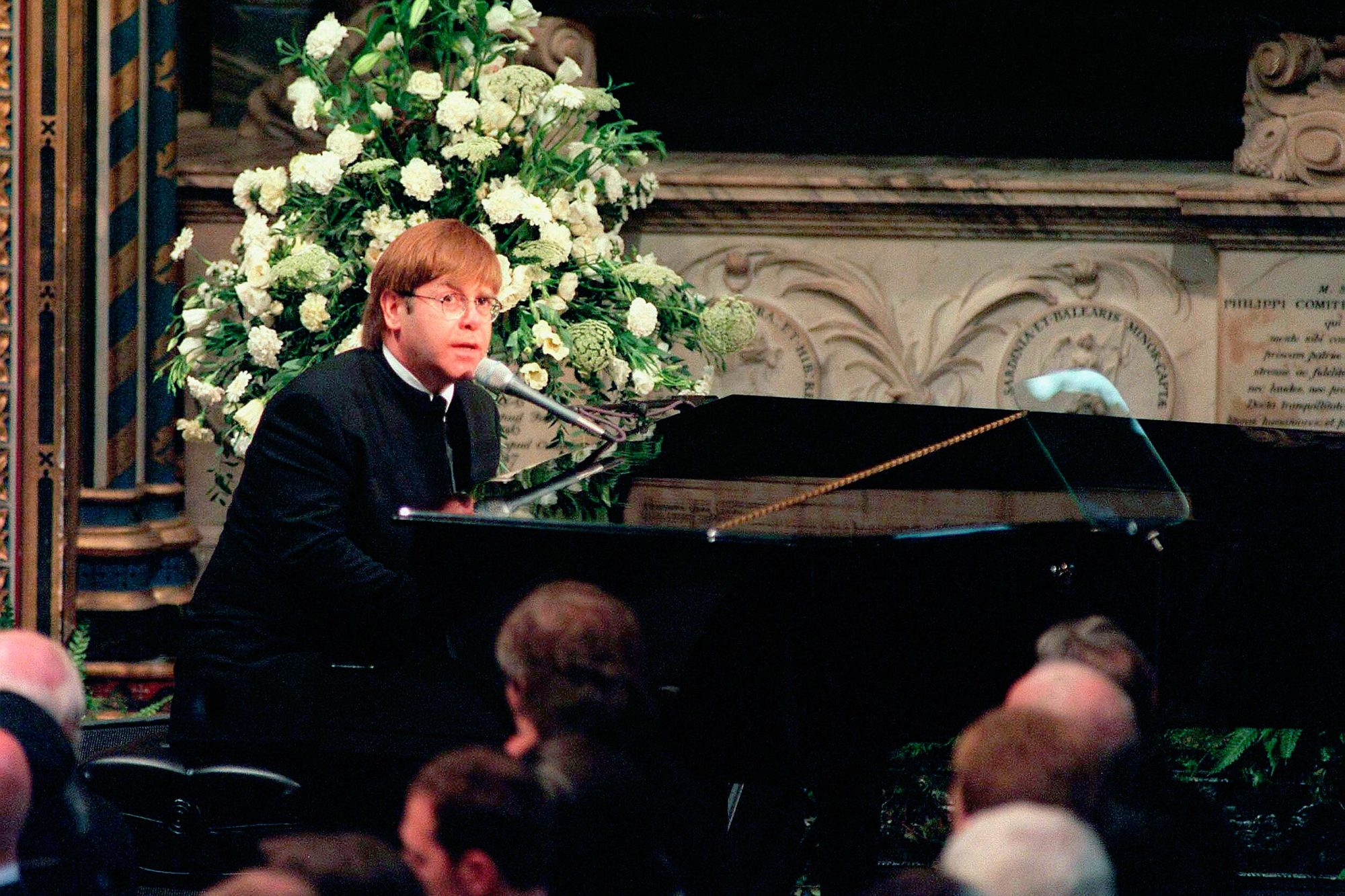(FILE) Singer Elton John To Turn 60