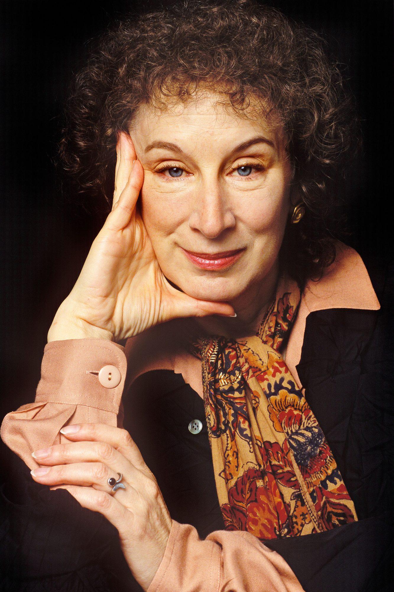 Ulf Andersen Portraits - Margaret Atwood