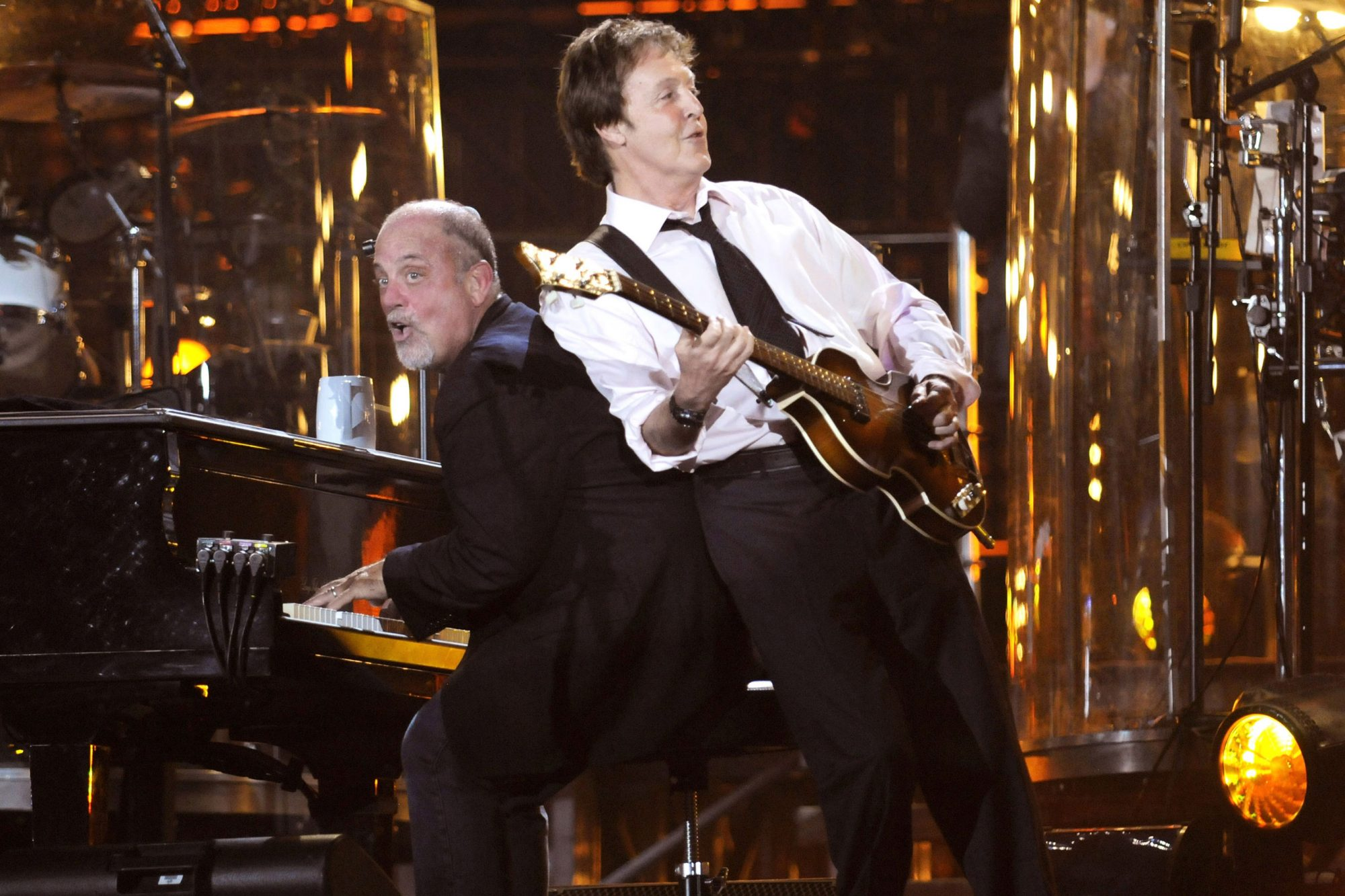 "Billy Joel ""Last Play at Shea"" - July 18, 2008"