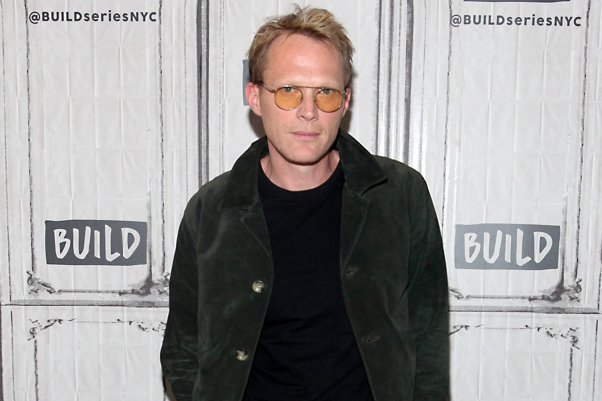 "Build Presents Paul Bettany Discussing ""Manhunt: UNABOMBER"""