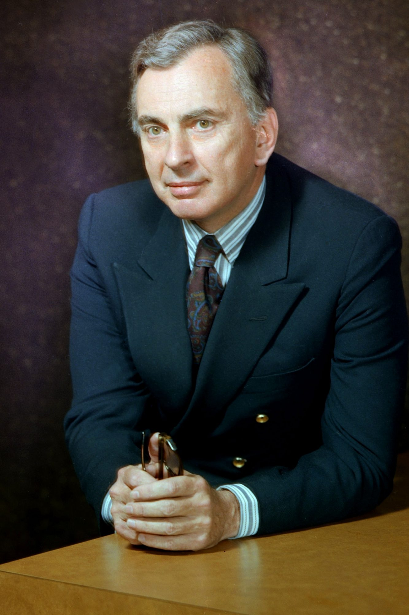 Portrait Of Gore Vidal