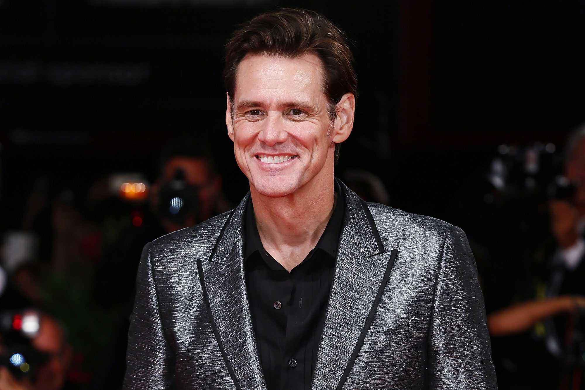 Jim & Andy: The Great Beyond - The Story of Jim Carrey & Andy Kaufman Featuring a Very Special, Contractually Obligated Mention of Tony Clifton Premiere - 74th Venice Film Festival