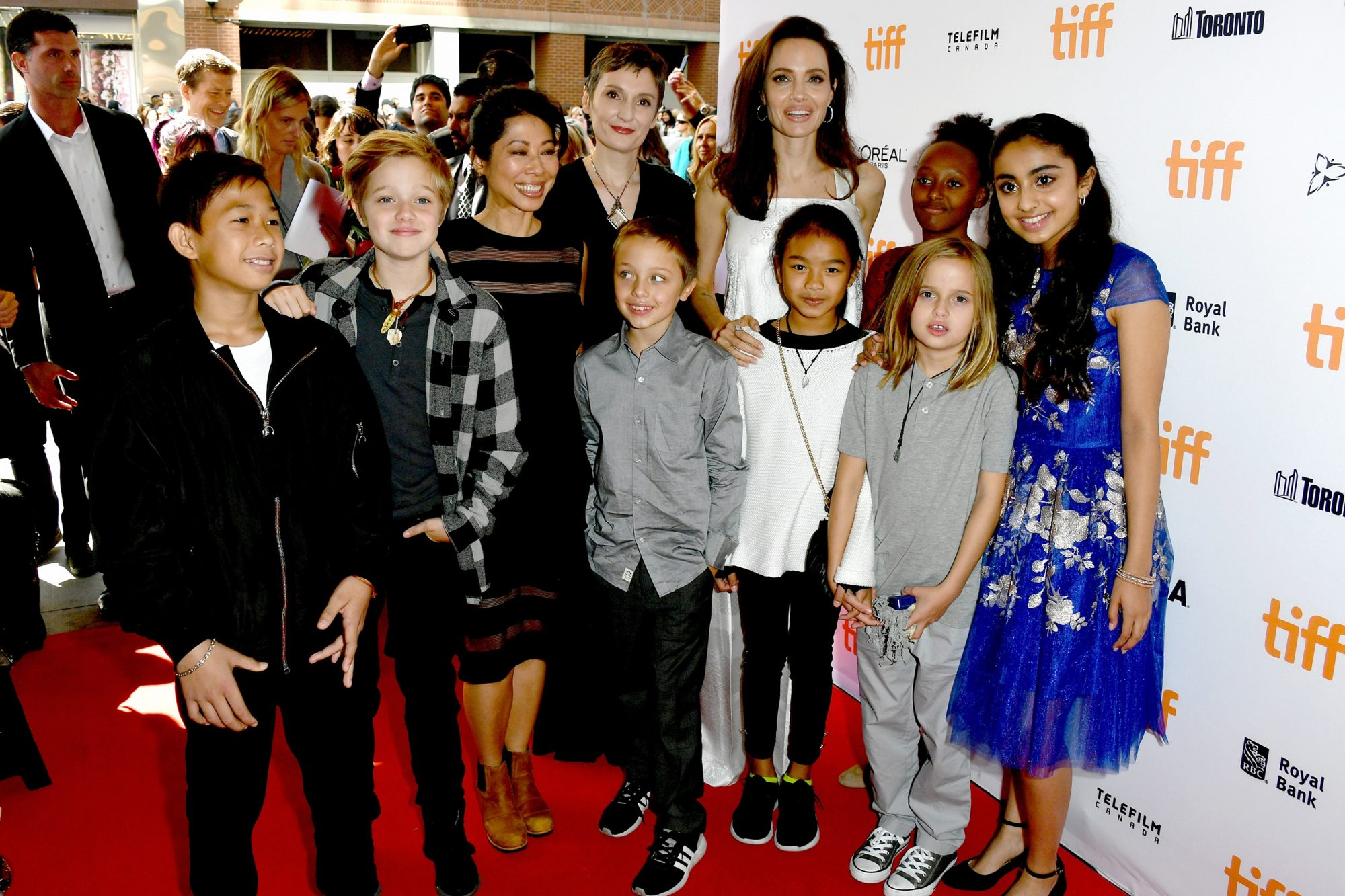 "2017 Toronto International Film Festival - ""The Breadwinner"" Premiere"
