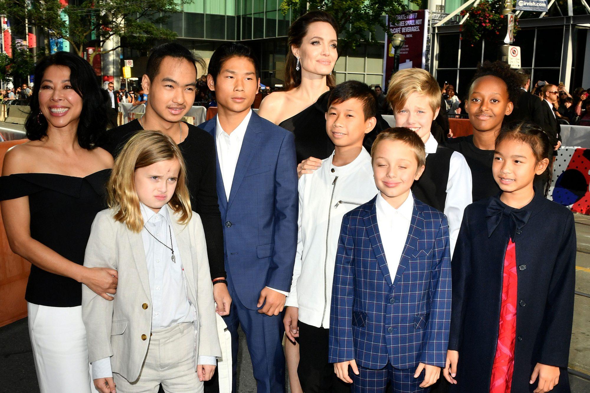 "2017 Toronto International Film Festival - ""First They Killed My Father"" Premiere"