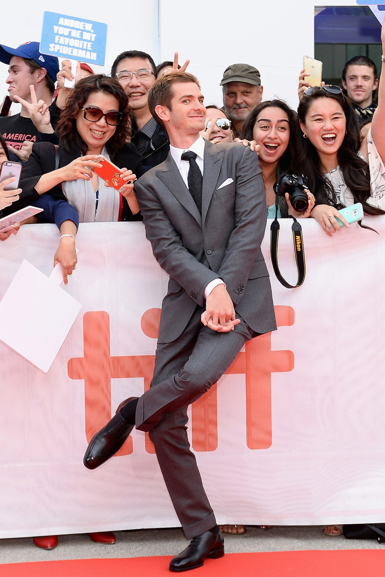 "2017 Toronto International Film Festival - ""Breathe"" Premiere - Arrivals"