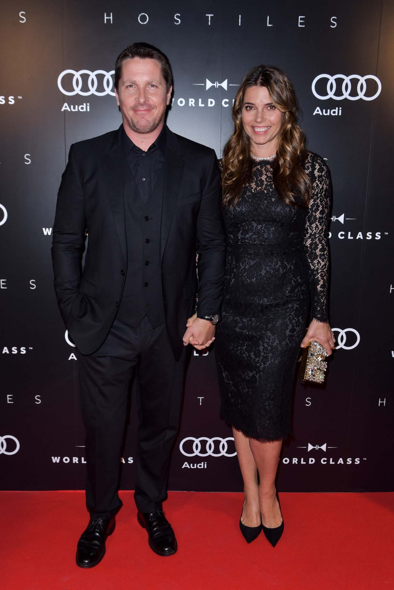 """Diageo World Class Canada And Audi Present """"Hostiles"""" Premiere Party At Bisha Hotel Toronto"""