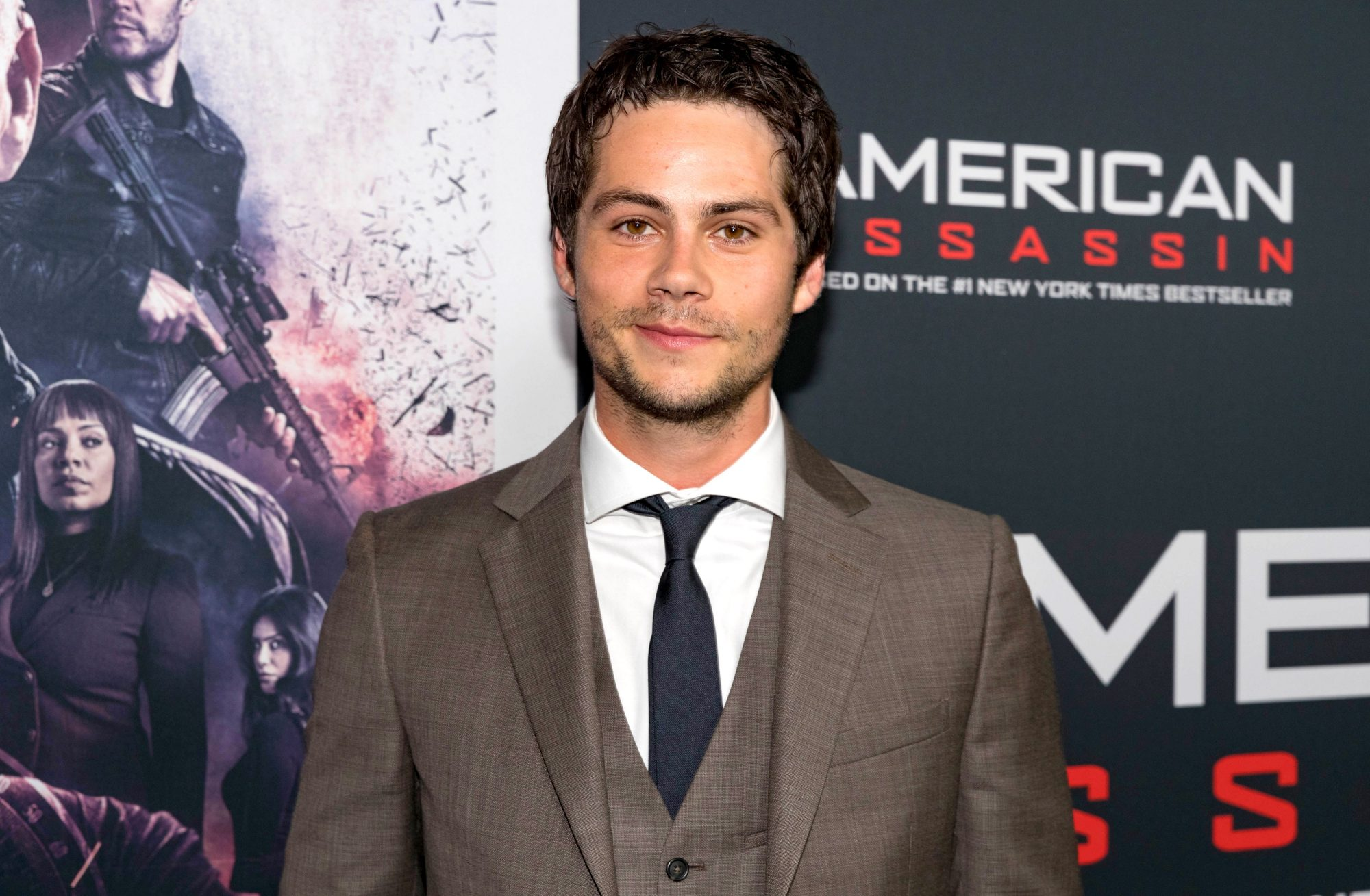 """Screening Of CBS Films And Lionsgate's """"American Assassin"""" - Red Carpet"""
