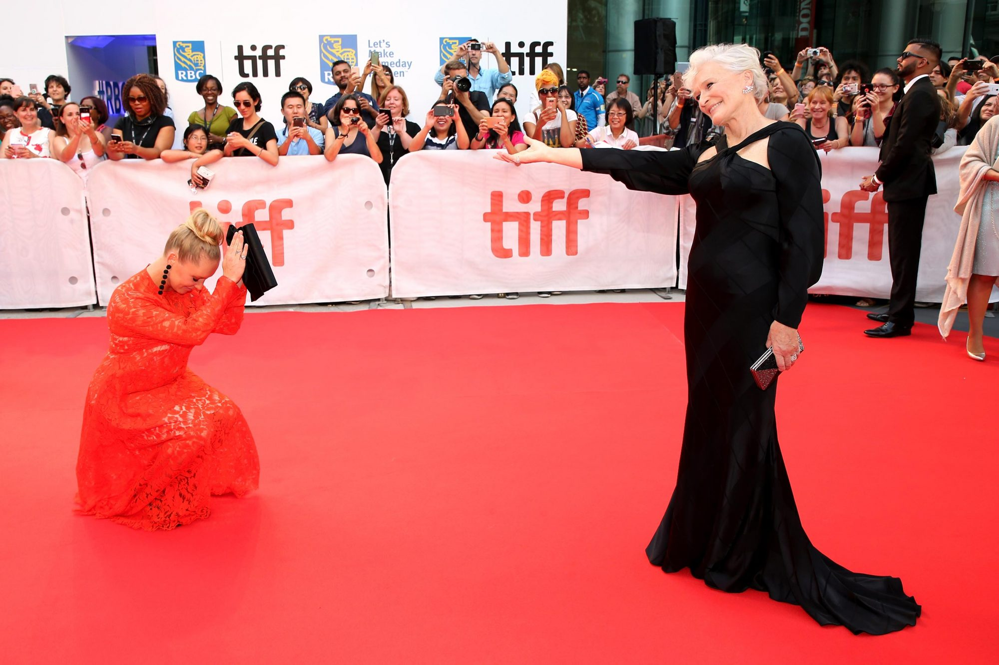 "2017 Toronto International Film Festival - ""The Wife"" Premiere - Arrivals"