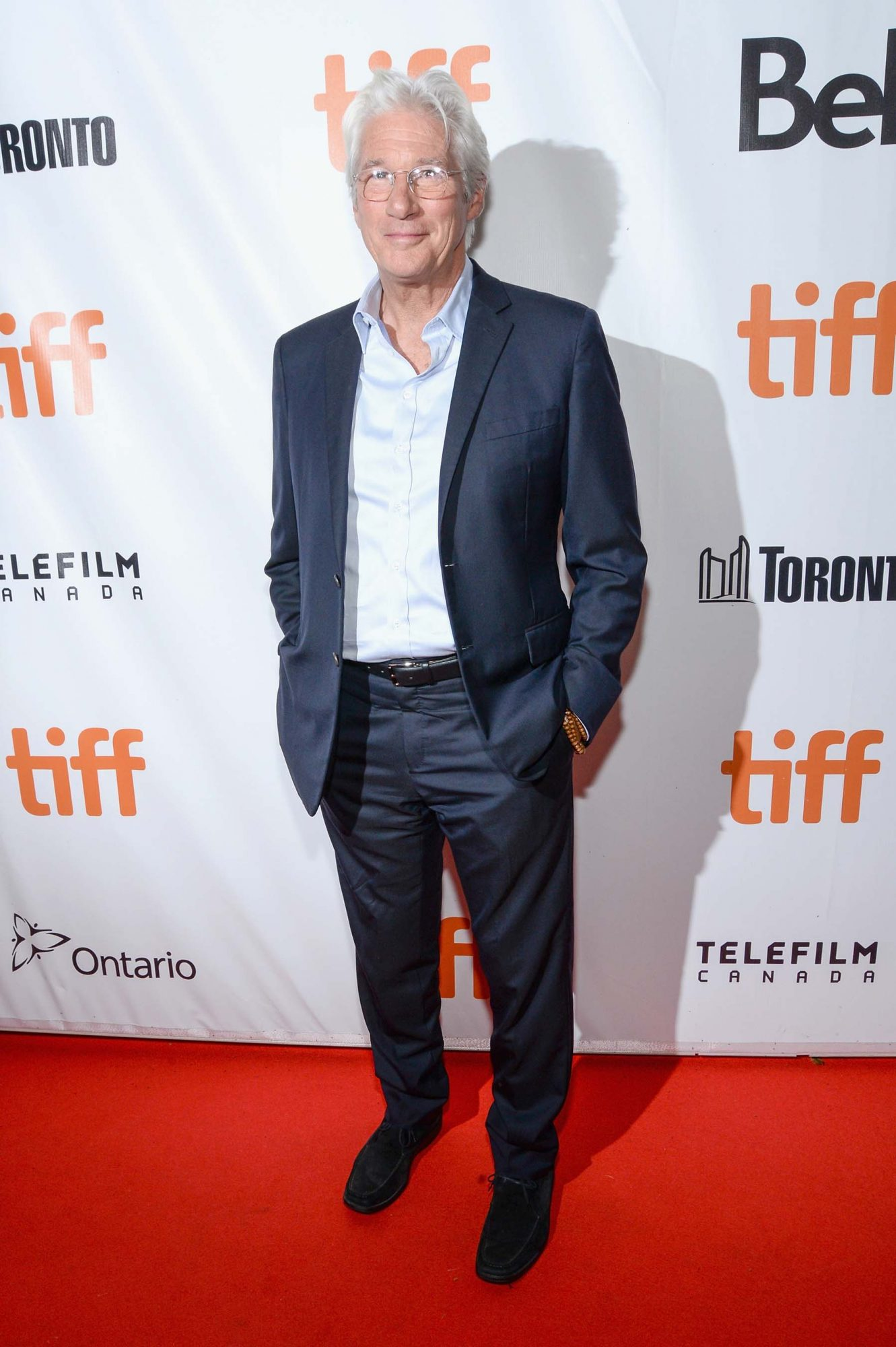 "2017 Toronto International Film Festival - ""Three Christs"" Premiere - Arrivals"