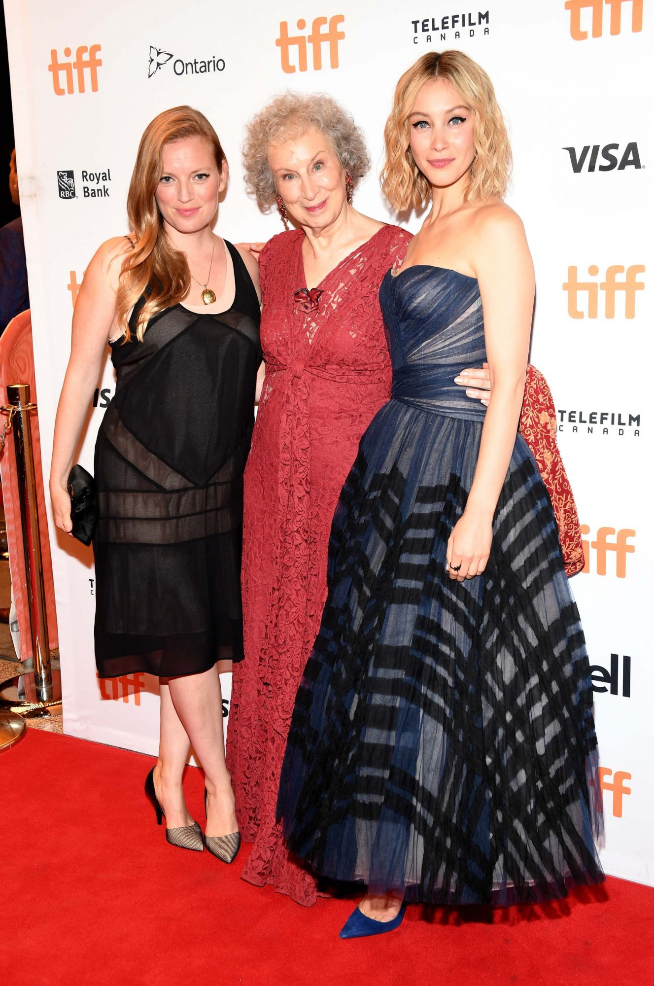 "The World Premiere of Netflix and CBC Limited Series ""Alias Grace"" at the Toronto Film Festival"