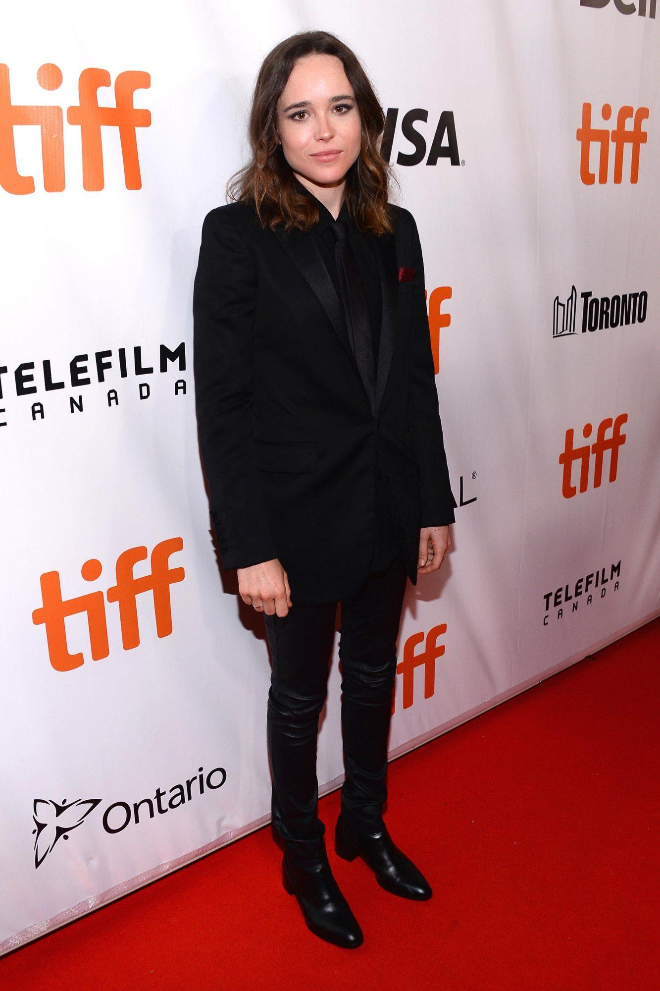 "2017 Toronto International Film Festival - ""My Days Of Mercy"" Premiere - Red Carpet"
