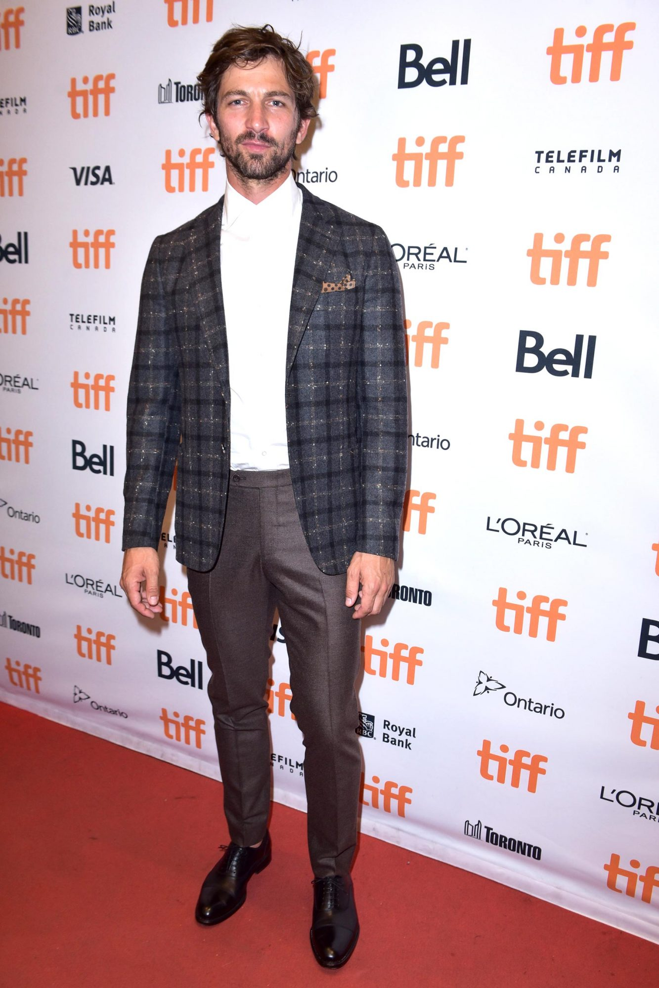 "2017 Toronto International Film Festival - ""Indian Horse"" Premiere"