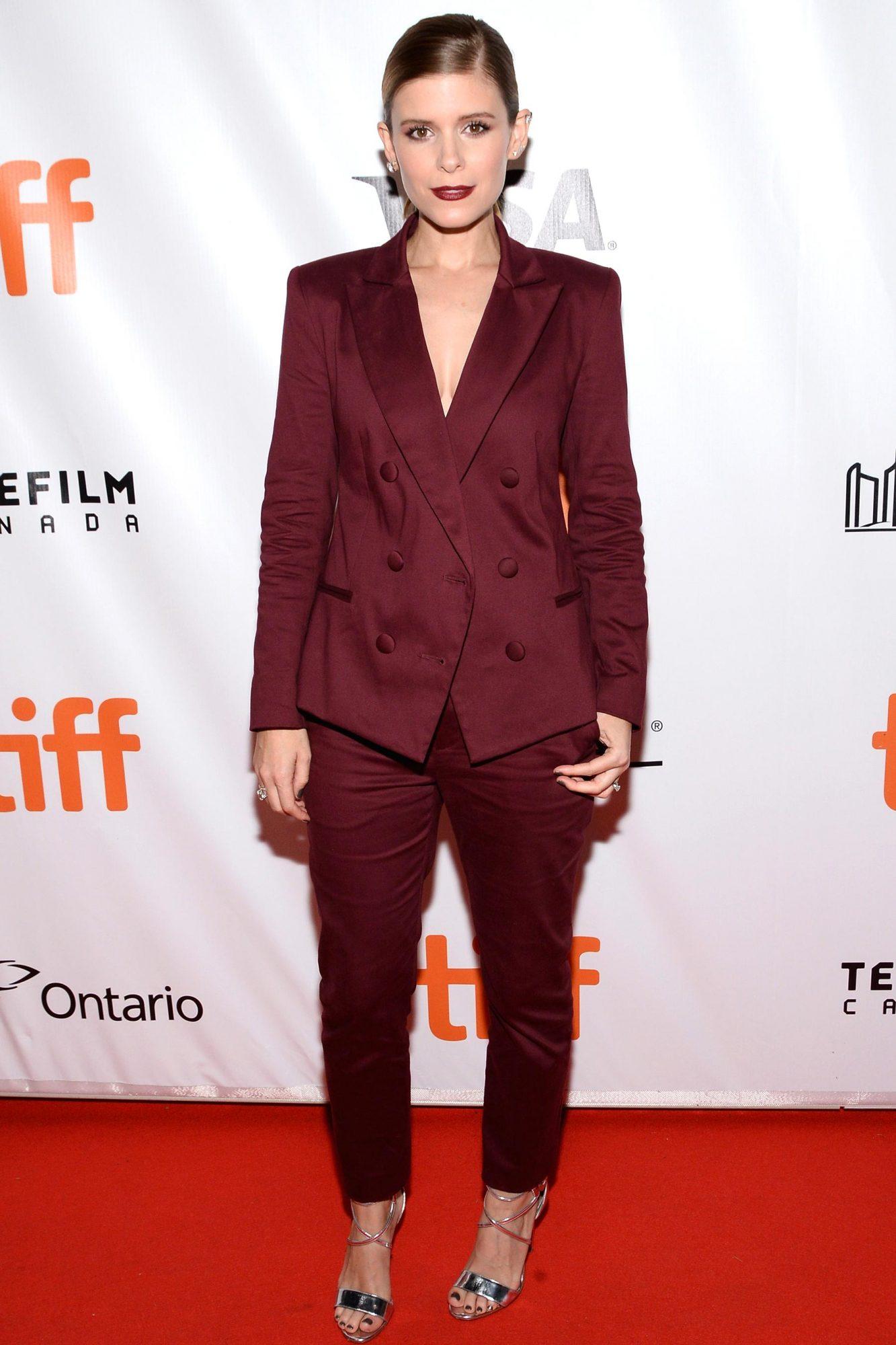 "2017 Toronto International Film Festival - ""My Days Of Mercy"" Premiere - Arrivals"