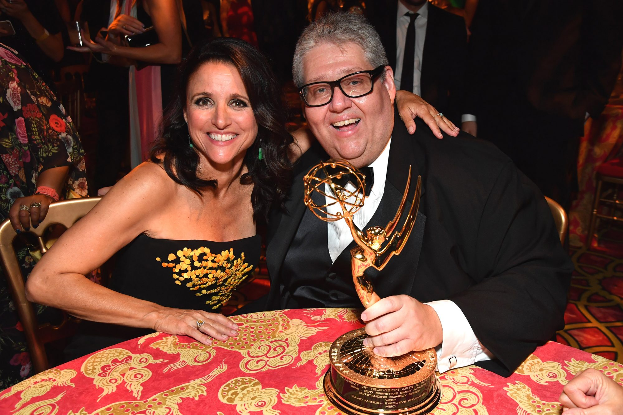 HBO's Official 2017 Emmy After Party - Inside