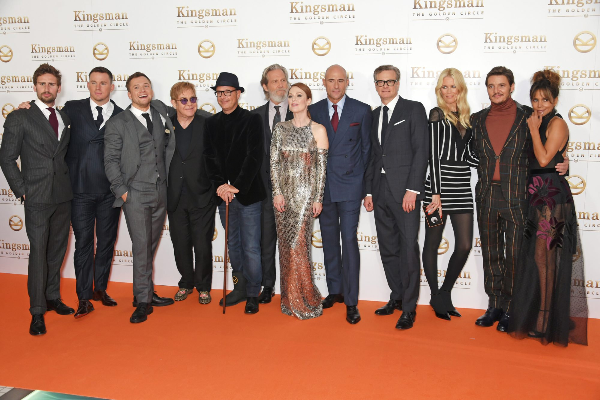 """Kingsman: The Golden Circle"" - World Premiere -VIP Arrivals"