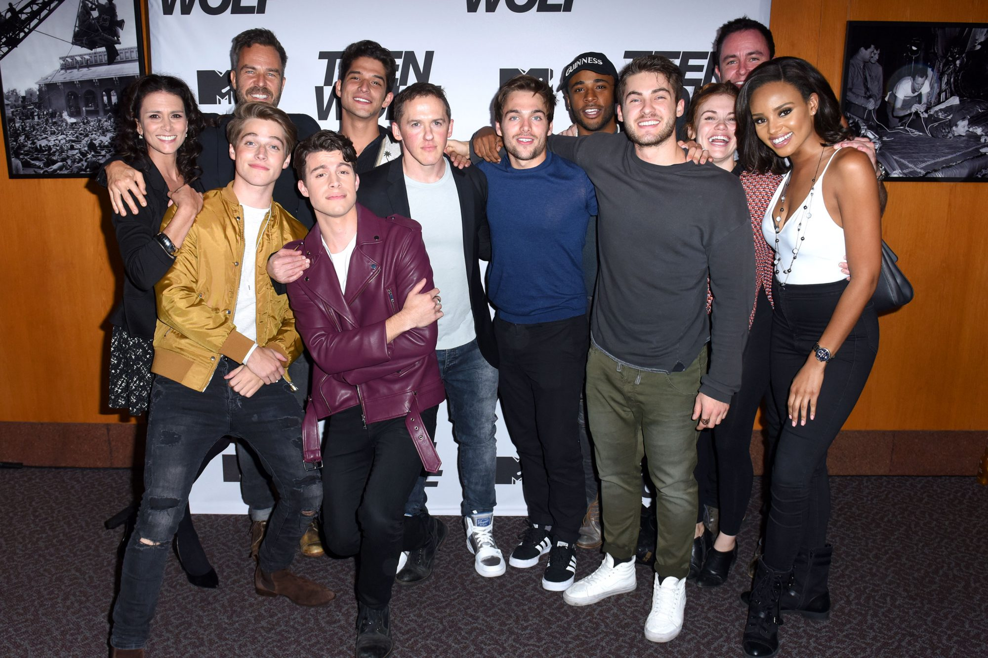 MTV Teen Wolf 100th Episode Screening and Series Wrap Party