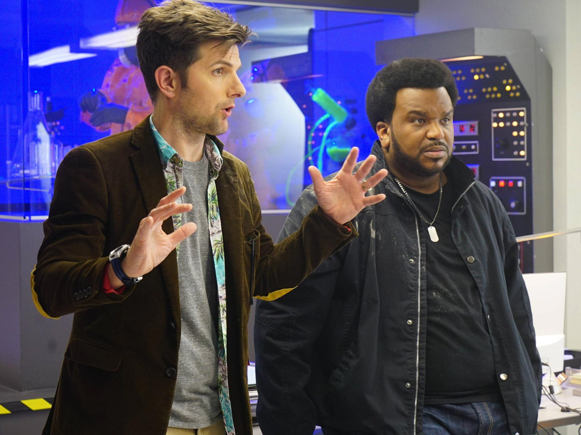 Ghosted-Review-EW