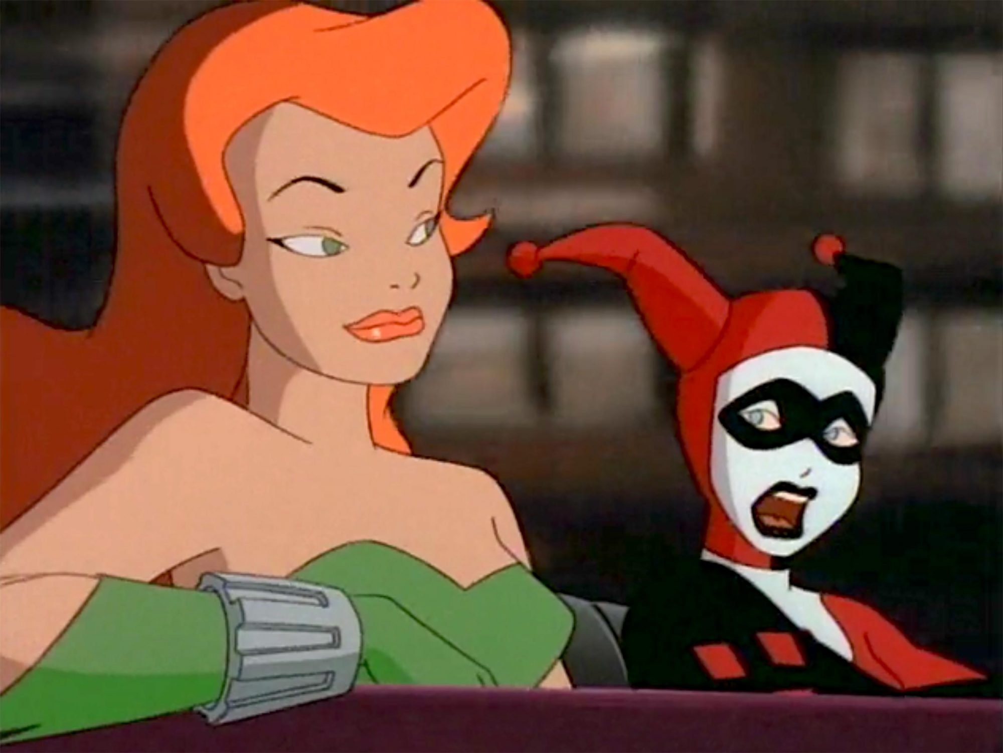"4. ""Harley and Ivy"" (Season 2, Episode 28)"