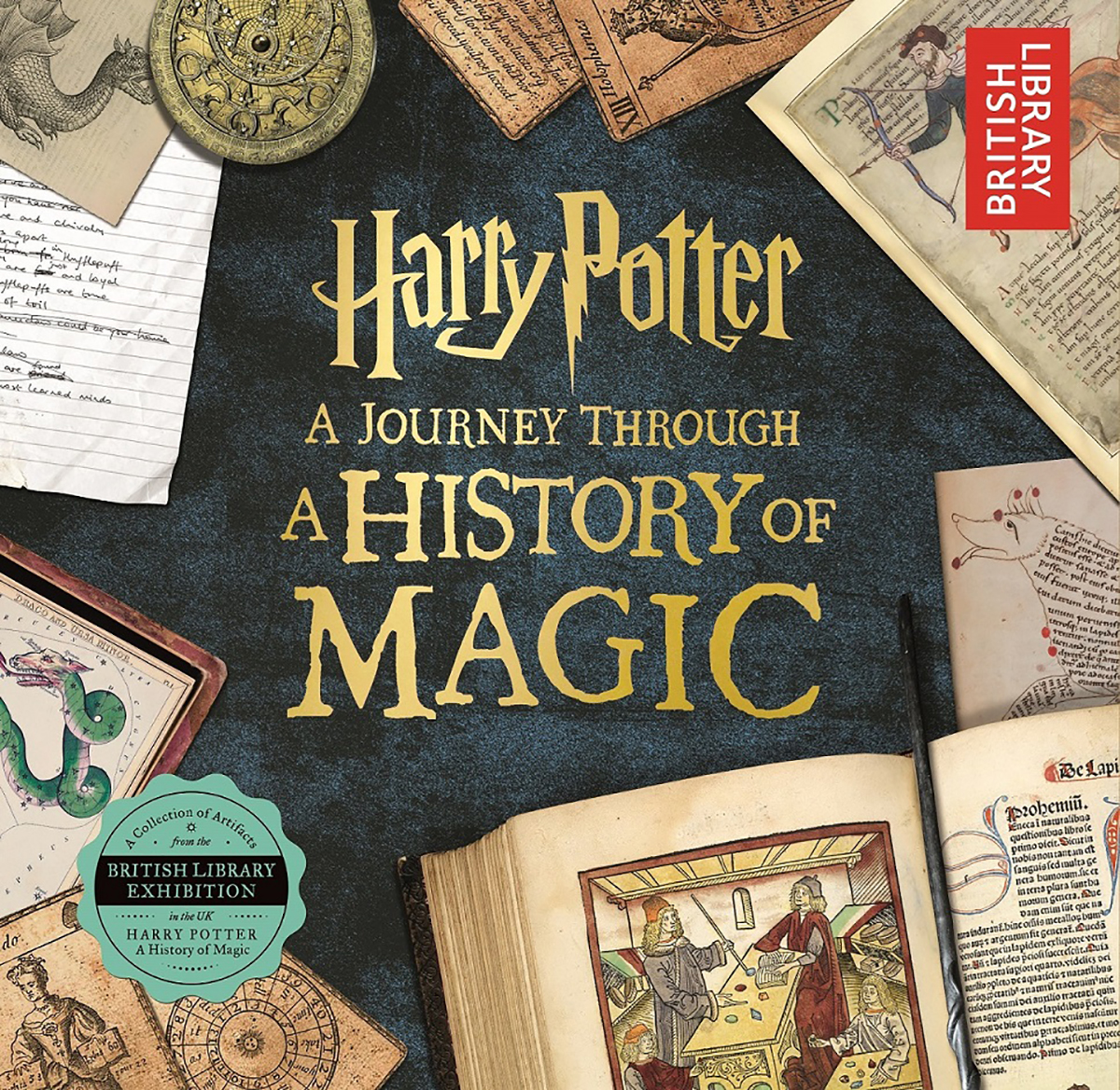 HarryPotter_AJourneyThroughAHistoryOfMagic_Cover_Flat_HiRes