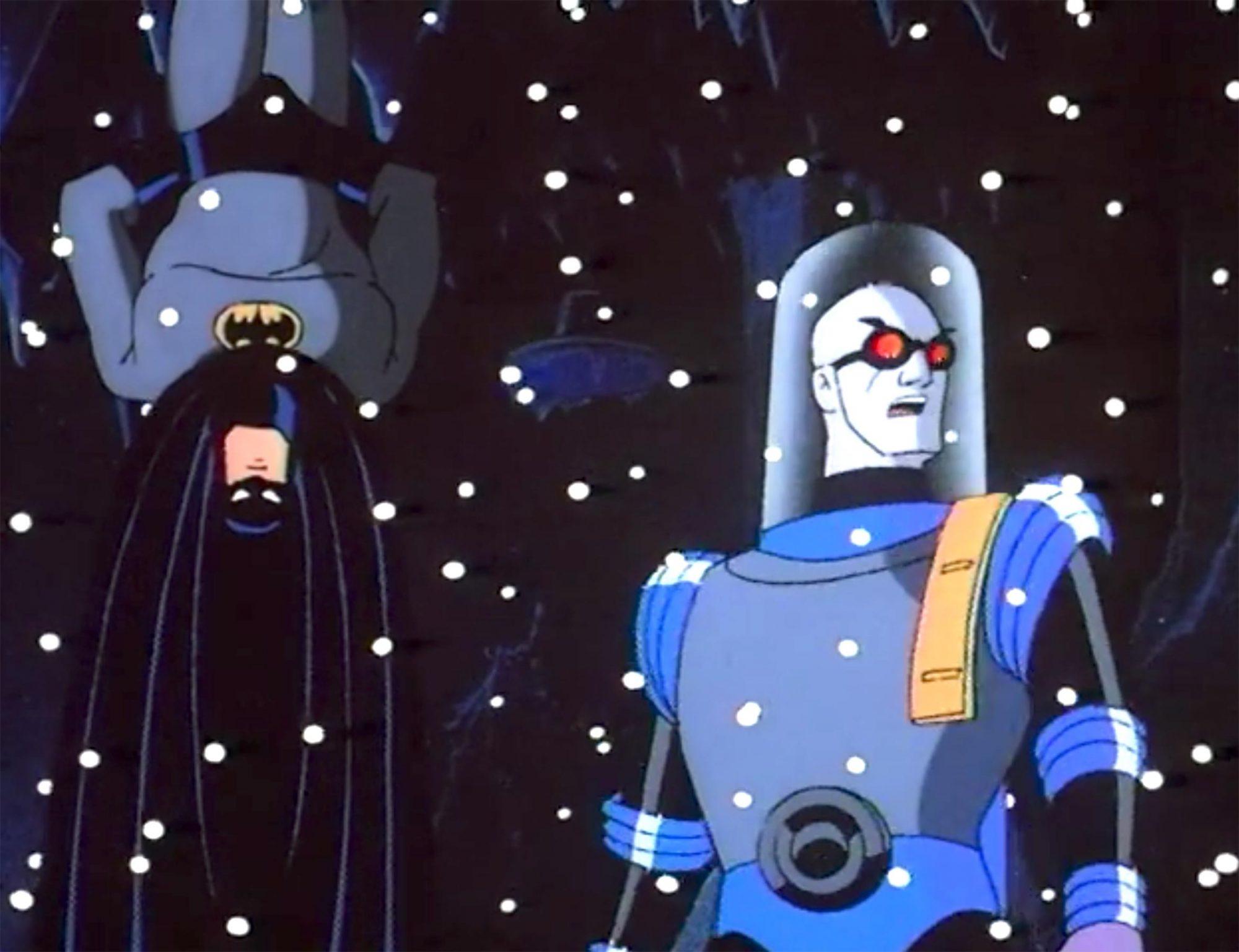 Batman The Animated Series CR: Warner Bros. Animation