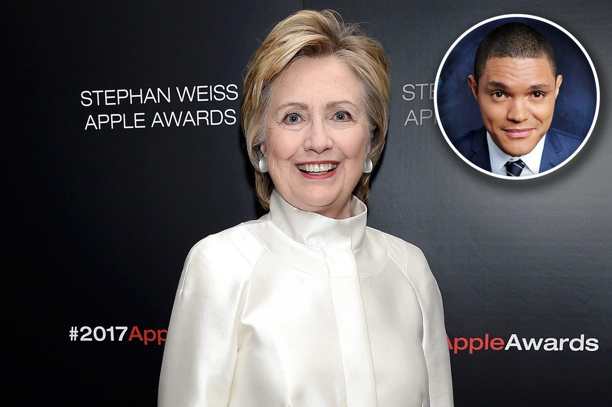 Hillary Clinton / Trevor Noah
