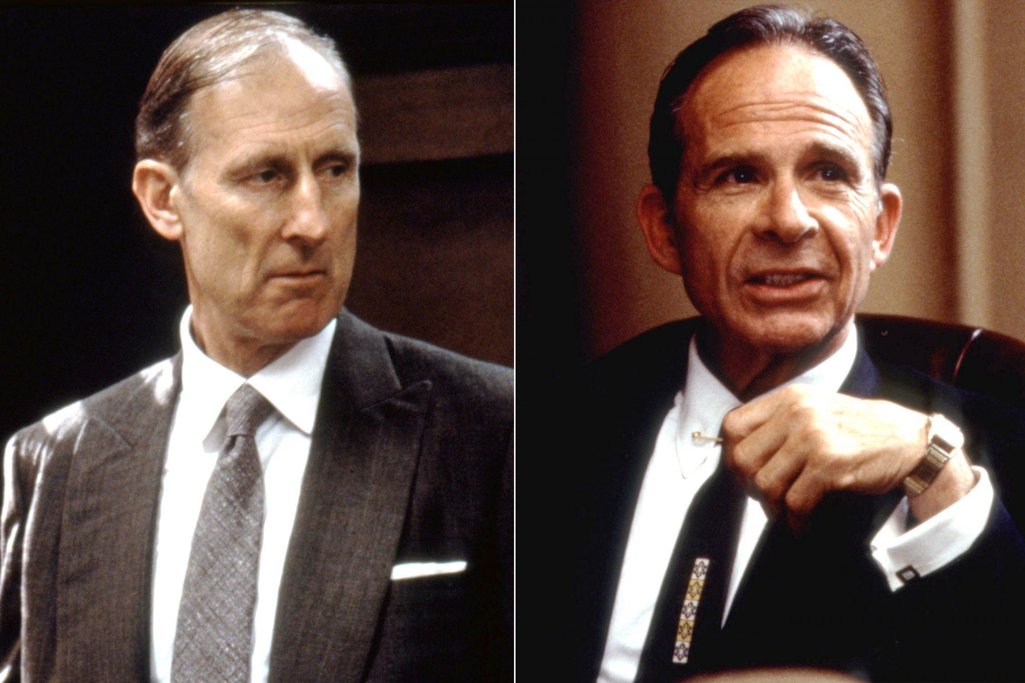 LA Confidential: James Cromwell / Ron Rifkin