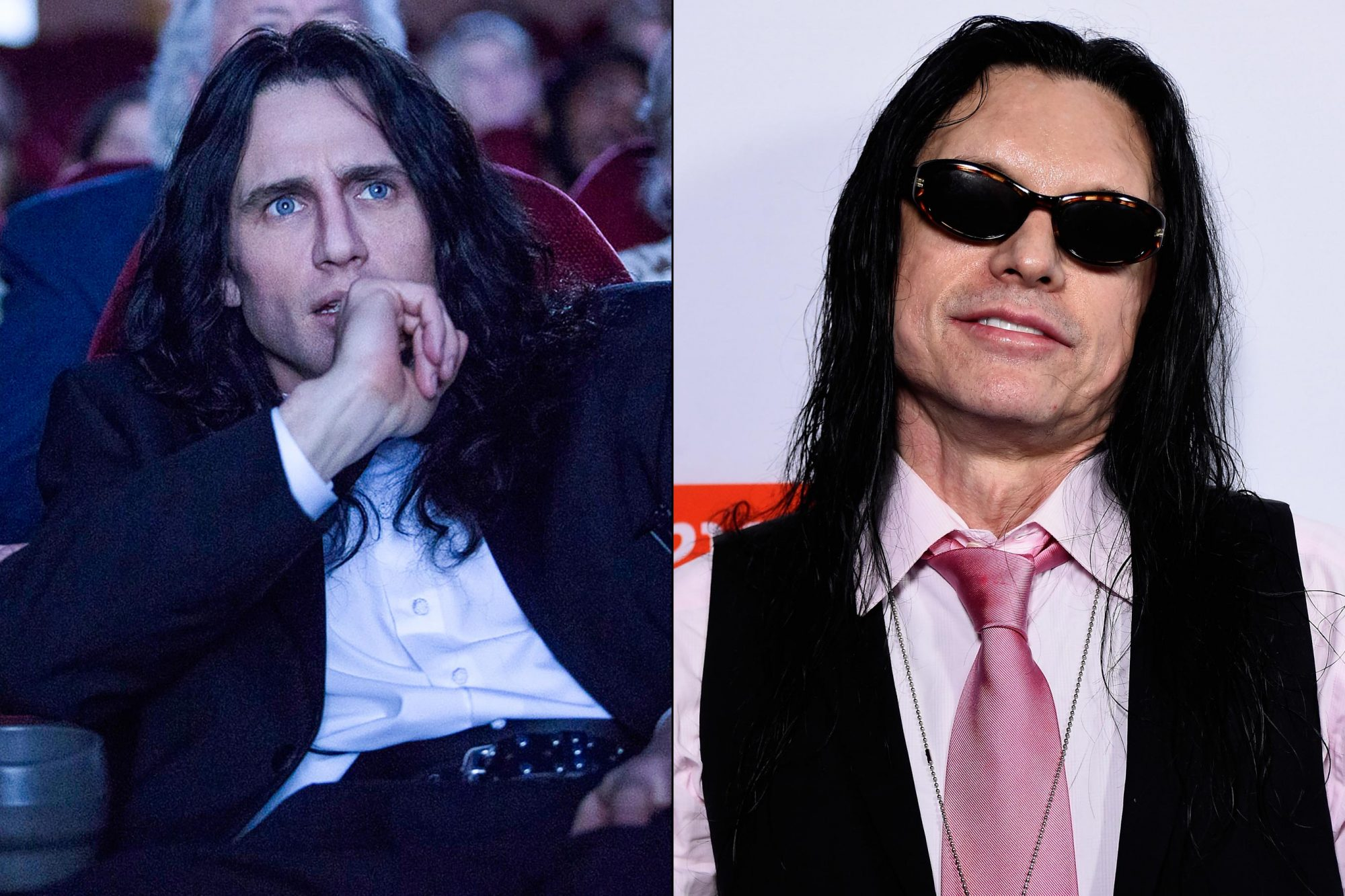 James Franco as Tommy Wiseau (The Disaster Artist)