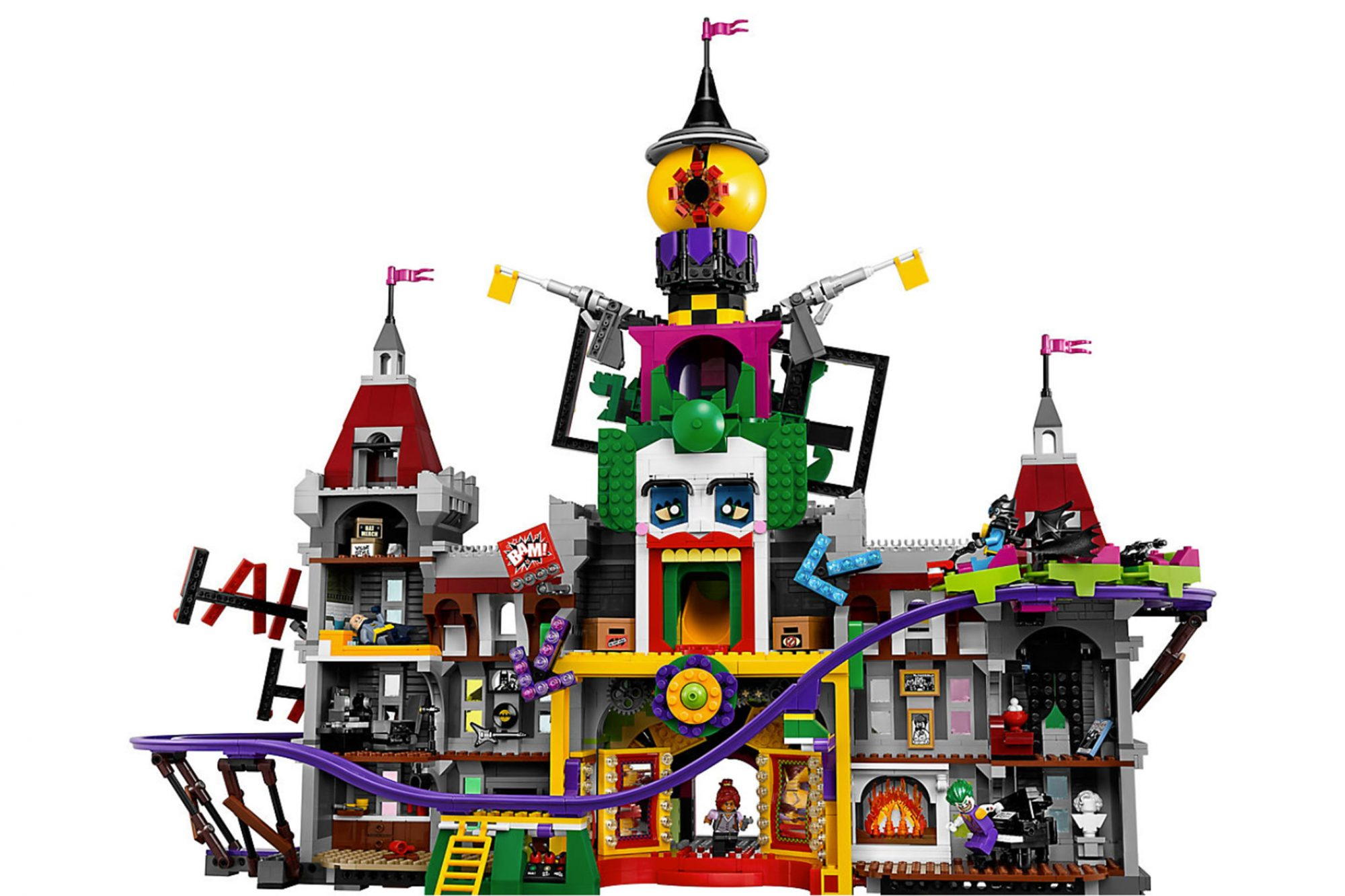 Lego Batman Movie Joker Manor Lego Set Revealed Ew Com