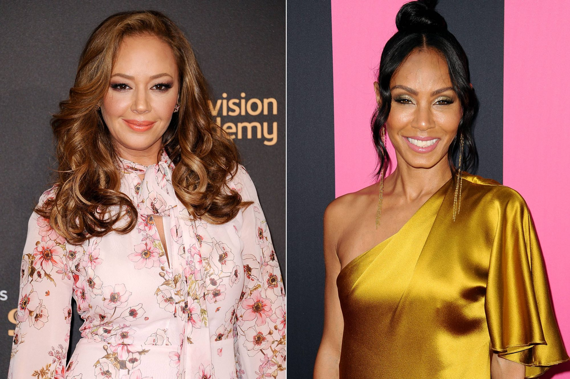 Leah Remini / Jada Pinkett Smith