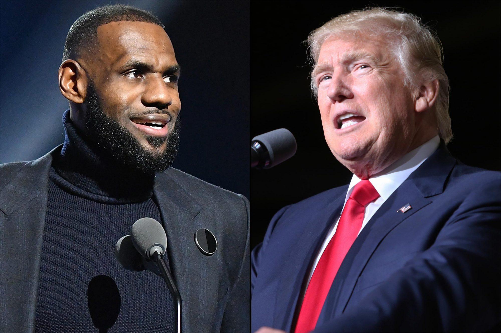 Lebron-James-Donald-Trump