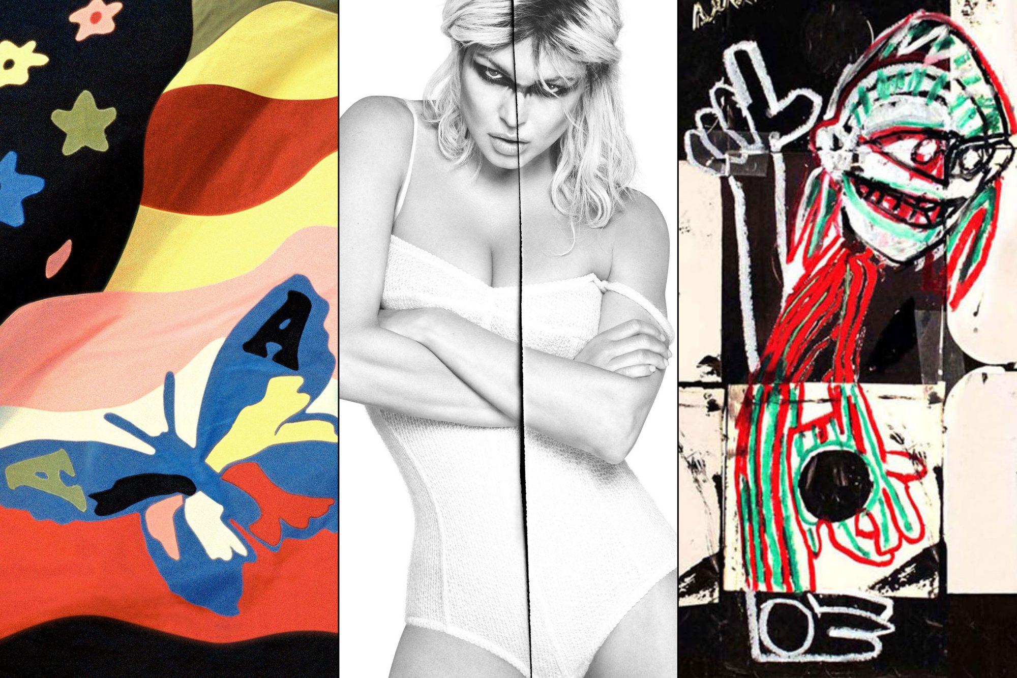 Delayed album covers