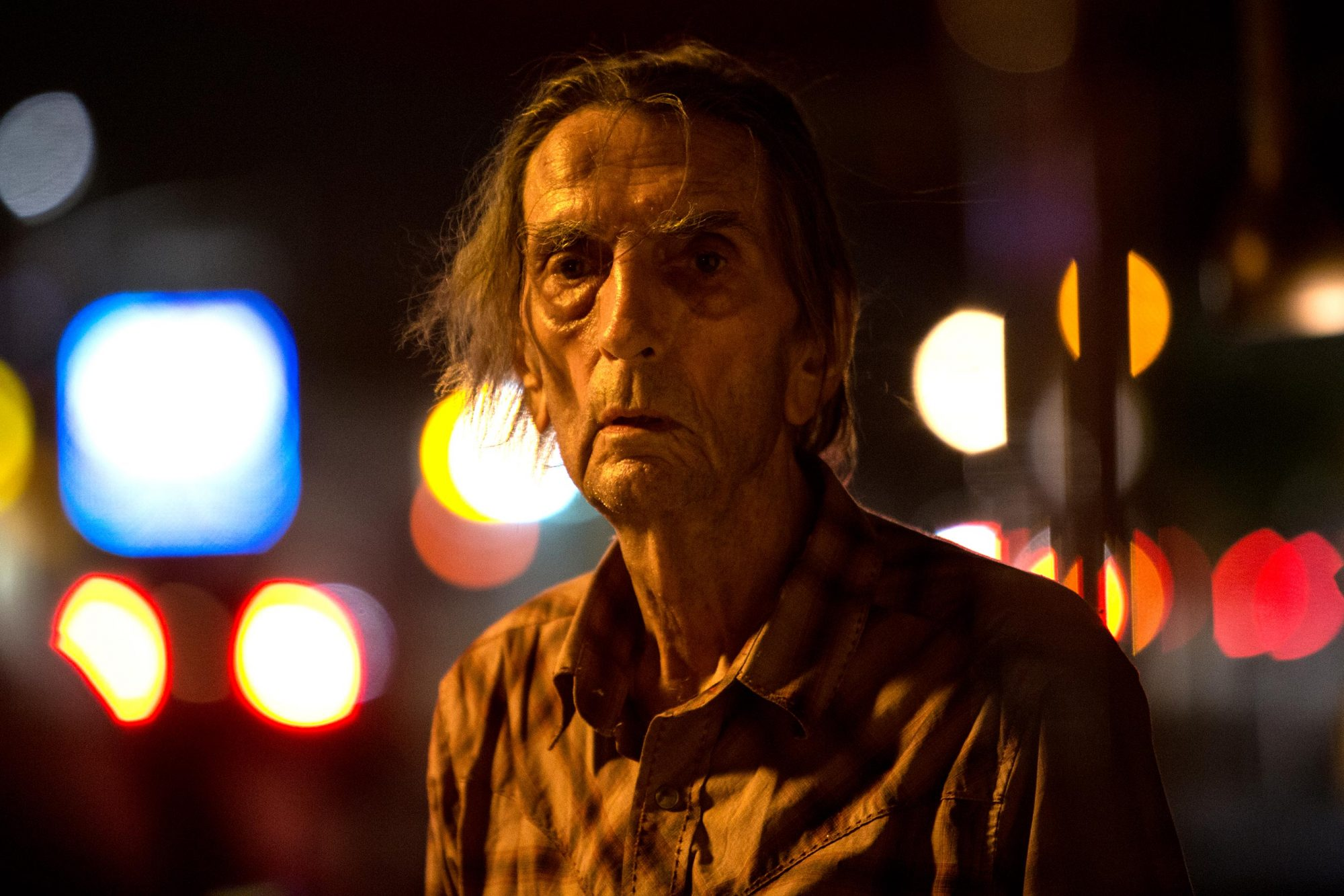 Lucky (2017) Harry Dean Stanton CR: Magnolia Pictures