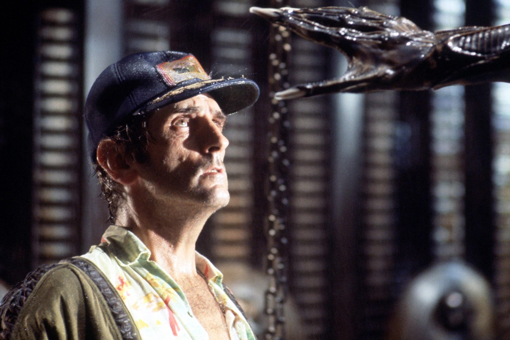 ALIEN, Harry Dean Stanton, 1979, TM & Copyright (c) 20th Century Fox Film Corp. All rights reserved.