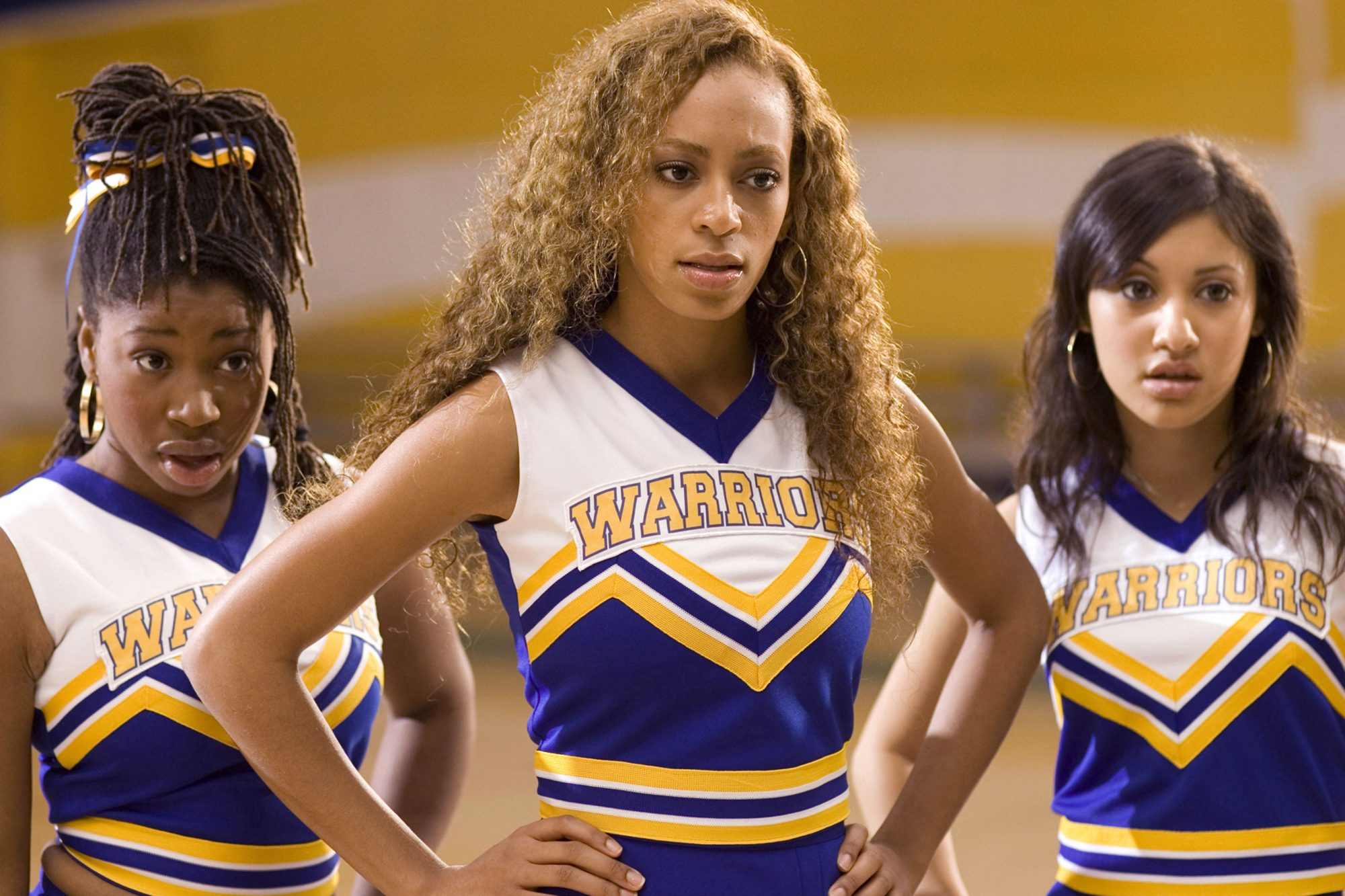 BRING IT ON: ALL OR NOTHING, Giovonnie Samuels, Solange Knowles, Francia Almendarez, 2006. © Univers