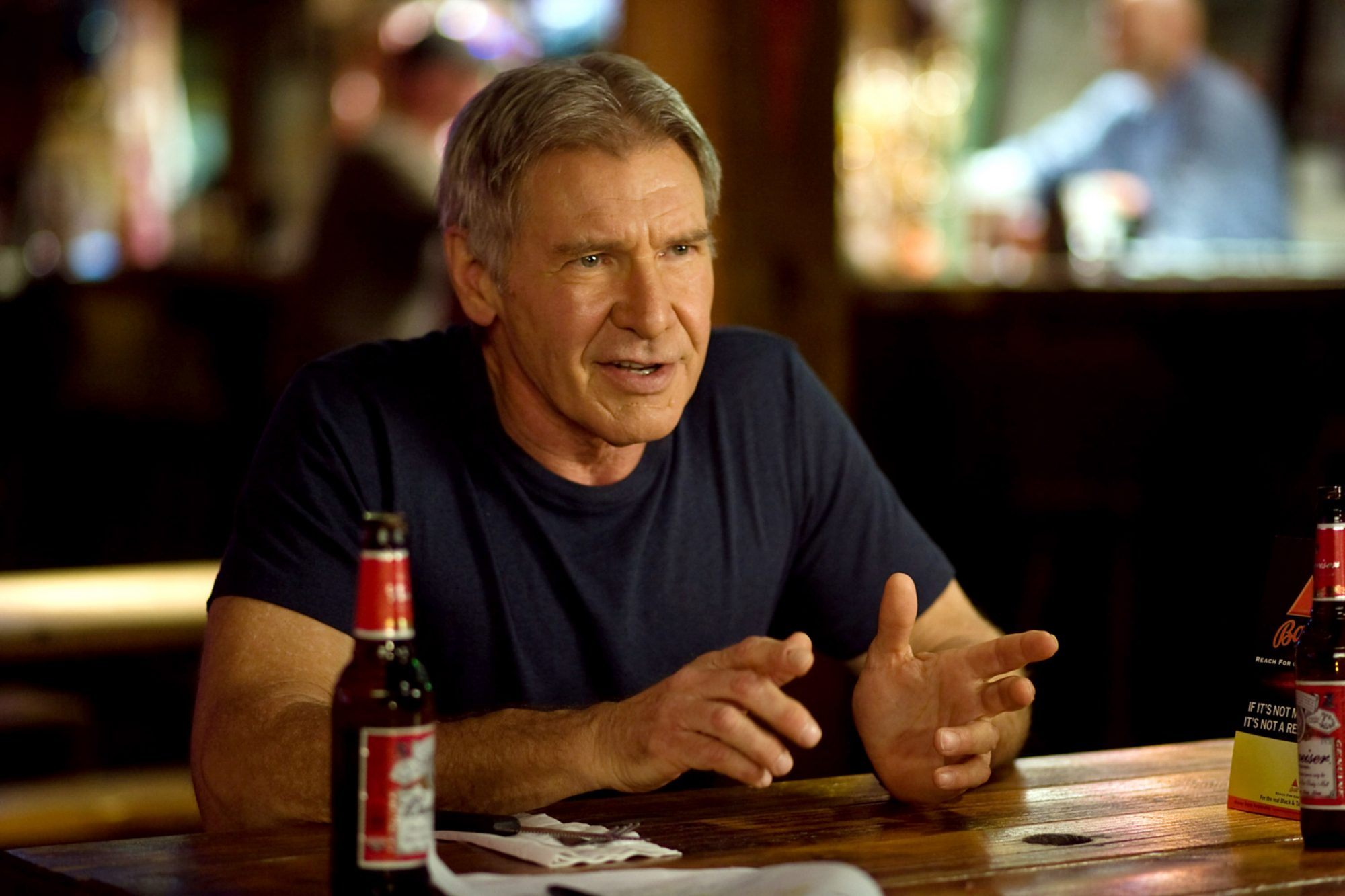 EXTRAORDINARY MEASURES, Harrison Ford, 2010. ph: Merie Wesimiller Wallace/©CBS Films/Courtesy Everet