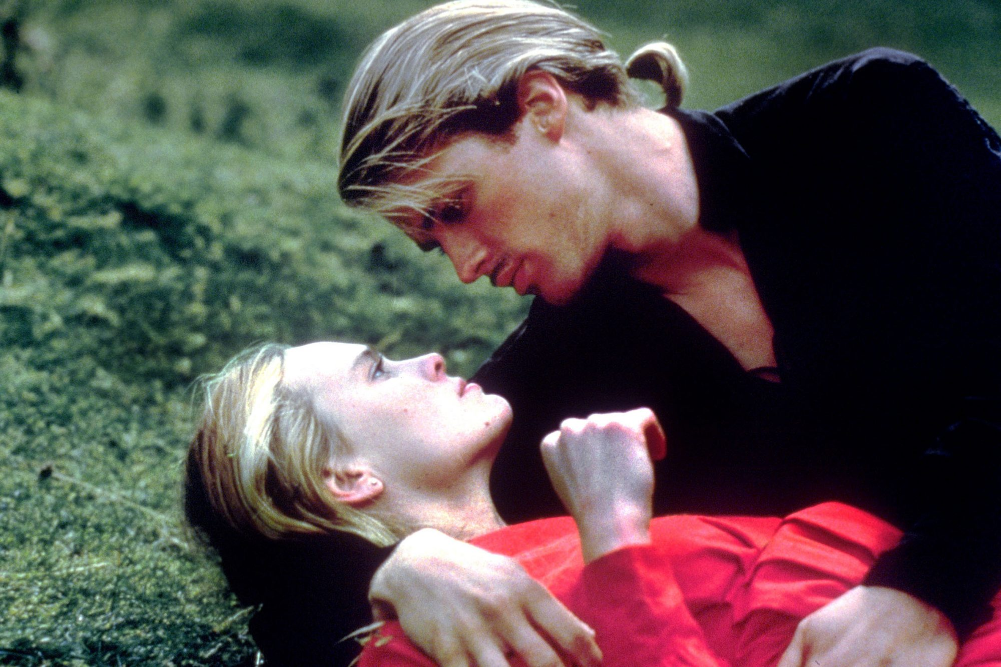 THE PRINCESS BRIDE, Robin Wright, Cary Elwes, 1987, TM & Copyright (c) 20th Century Fox Film Corp. A
