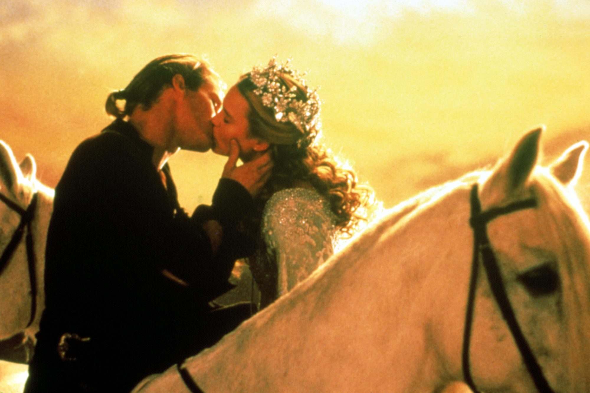THE PRINCESS BRIDE, Cary Elwes, Robin Wright, 1987, TM & Copyright (c) 20th Century Fox Film Corp. A