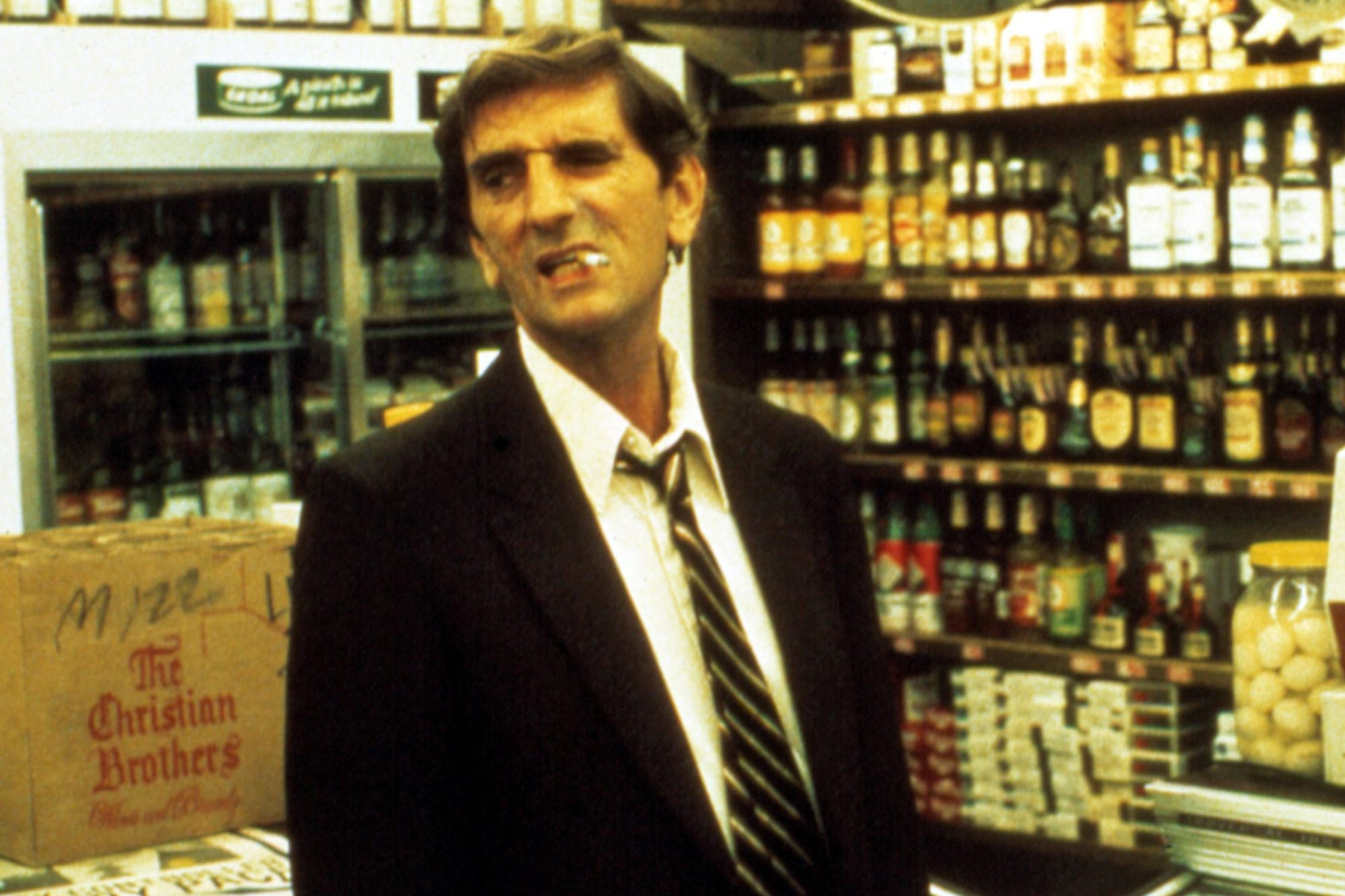 Harry Dean Stanton in 1984's Repo Man