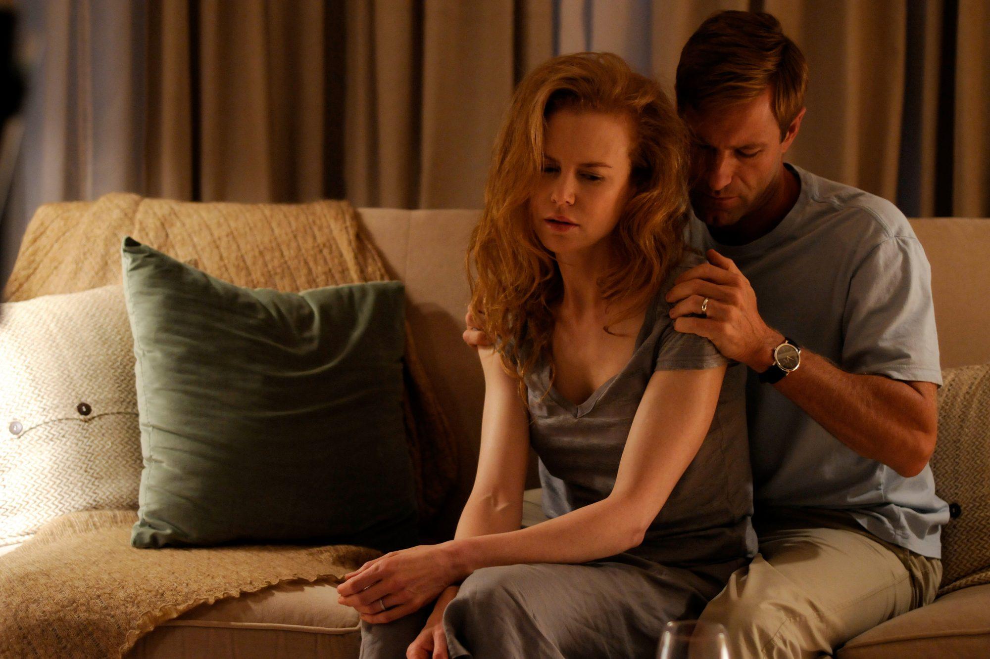 Rabbit Hole (2010)Nicole Kidman as Becca and Aaron Eckhart as Howie