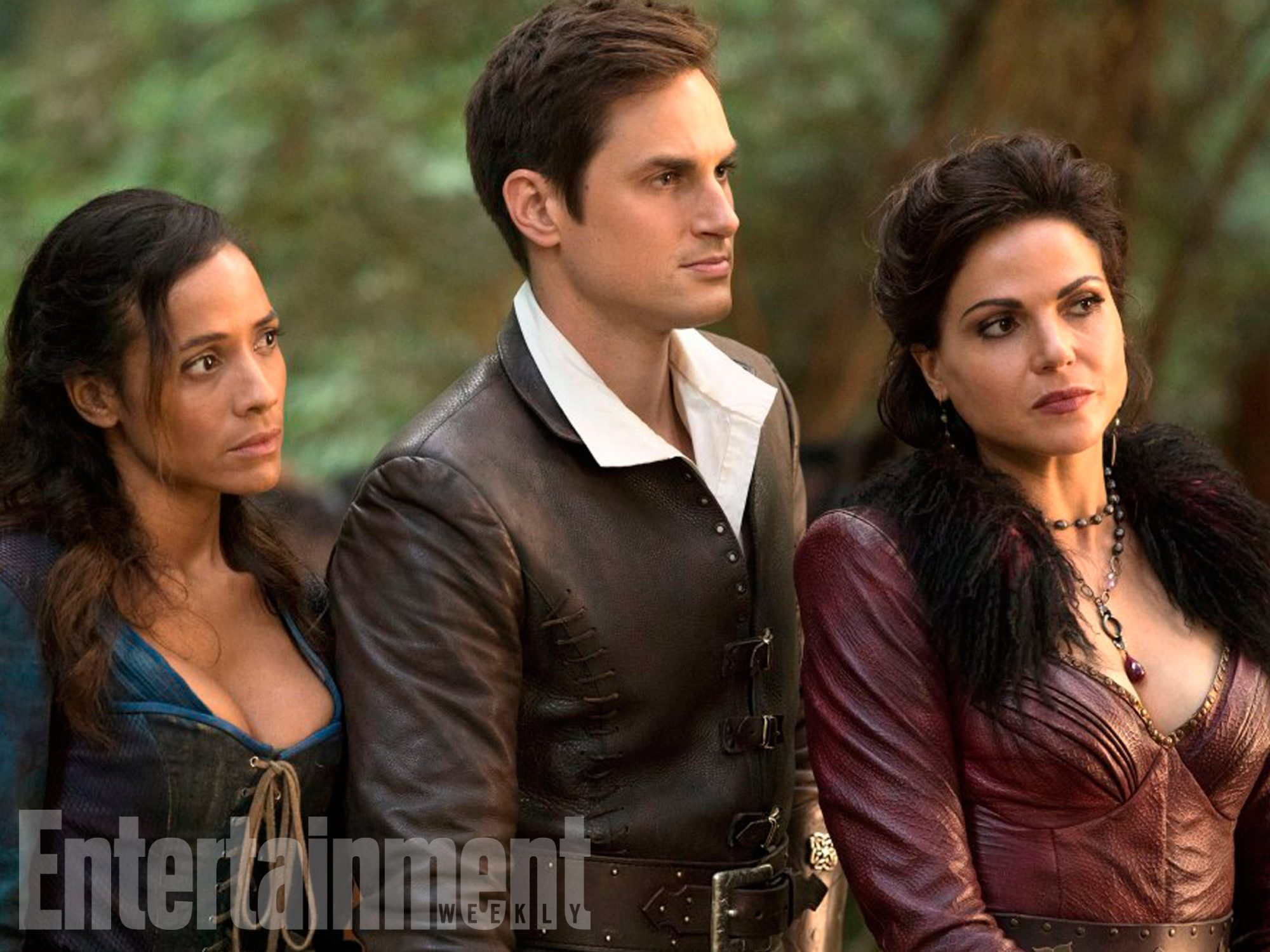 Once Upon a Time's New and Returning Faces