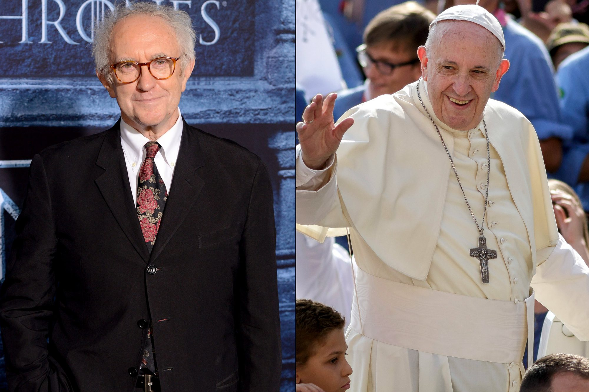 Jonathan Pryce / Pope Francis