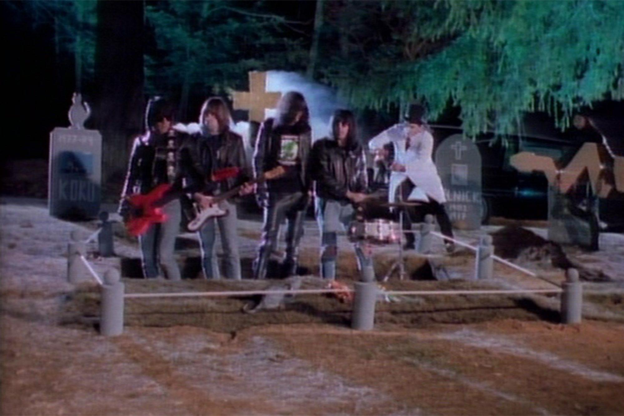 Ramones Music Video