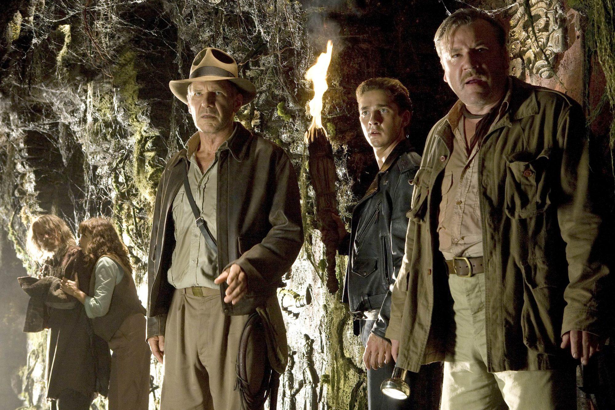 Shia LaBeouf Indiana Jones