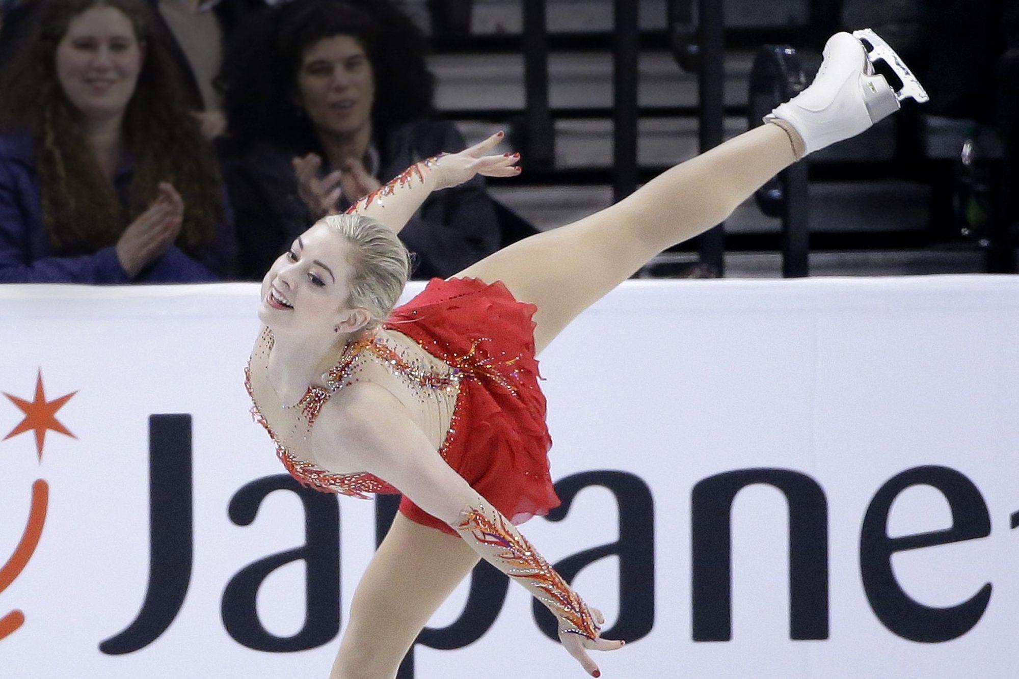 World Championships Figure Skating, Boston, USA