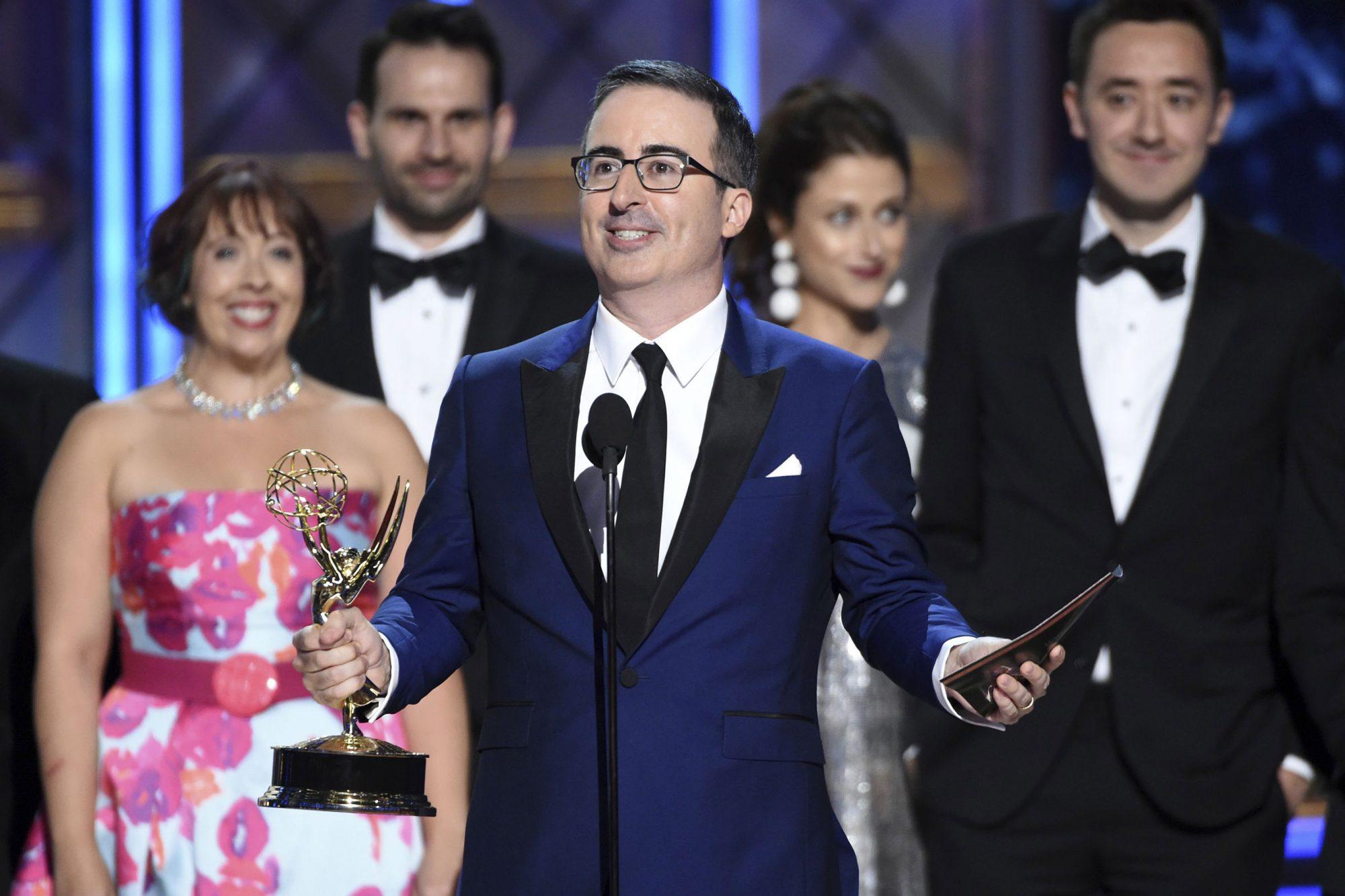 69th Primetime Emmy Awards - Show, Los Angeles, USA - 17 Sep 2017