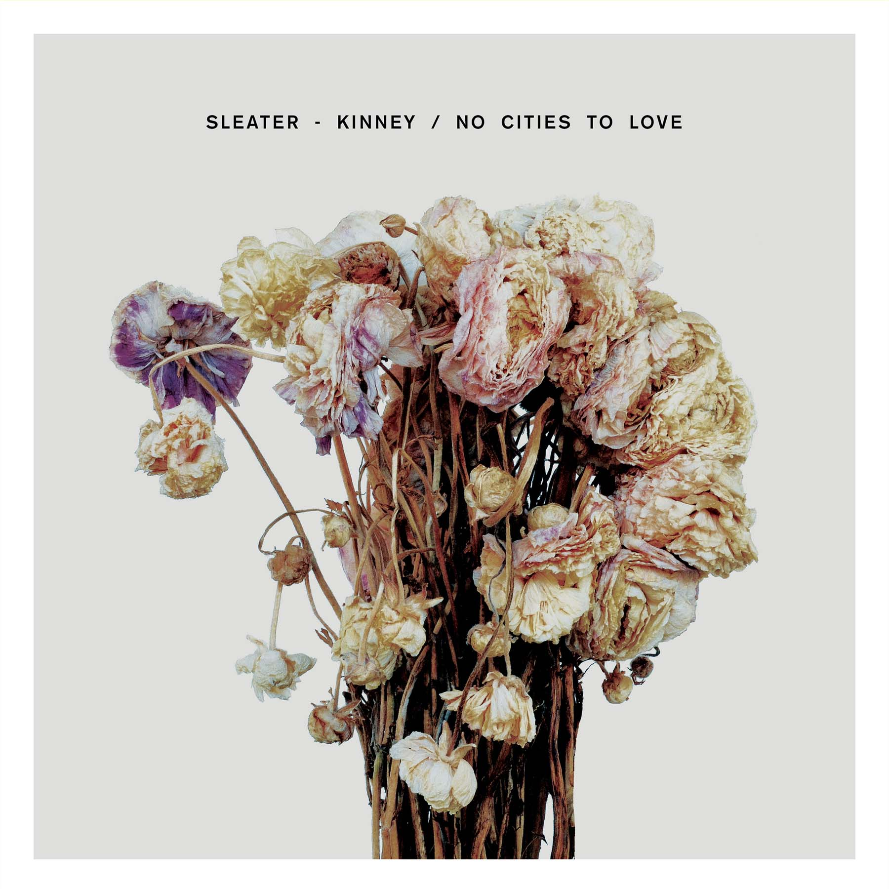 No Cities To LoveSleater-Kinney Label: Sub Pop Records