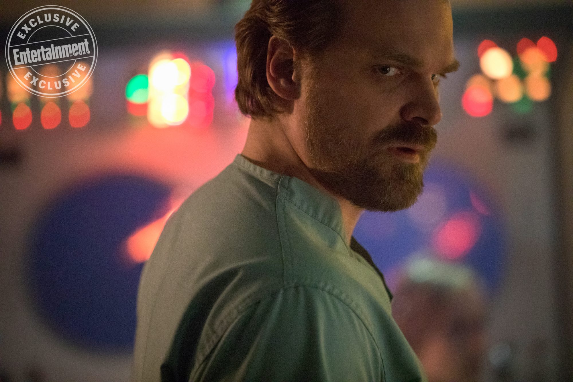 David Harbour as Jim Hopper