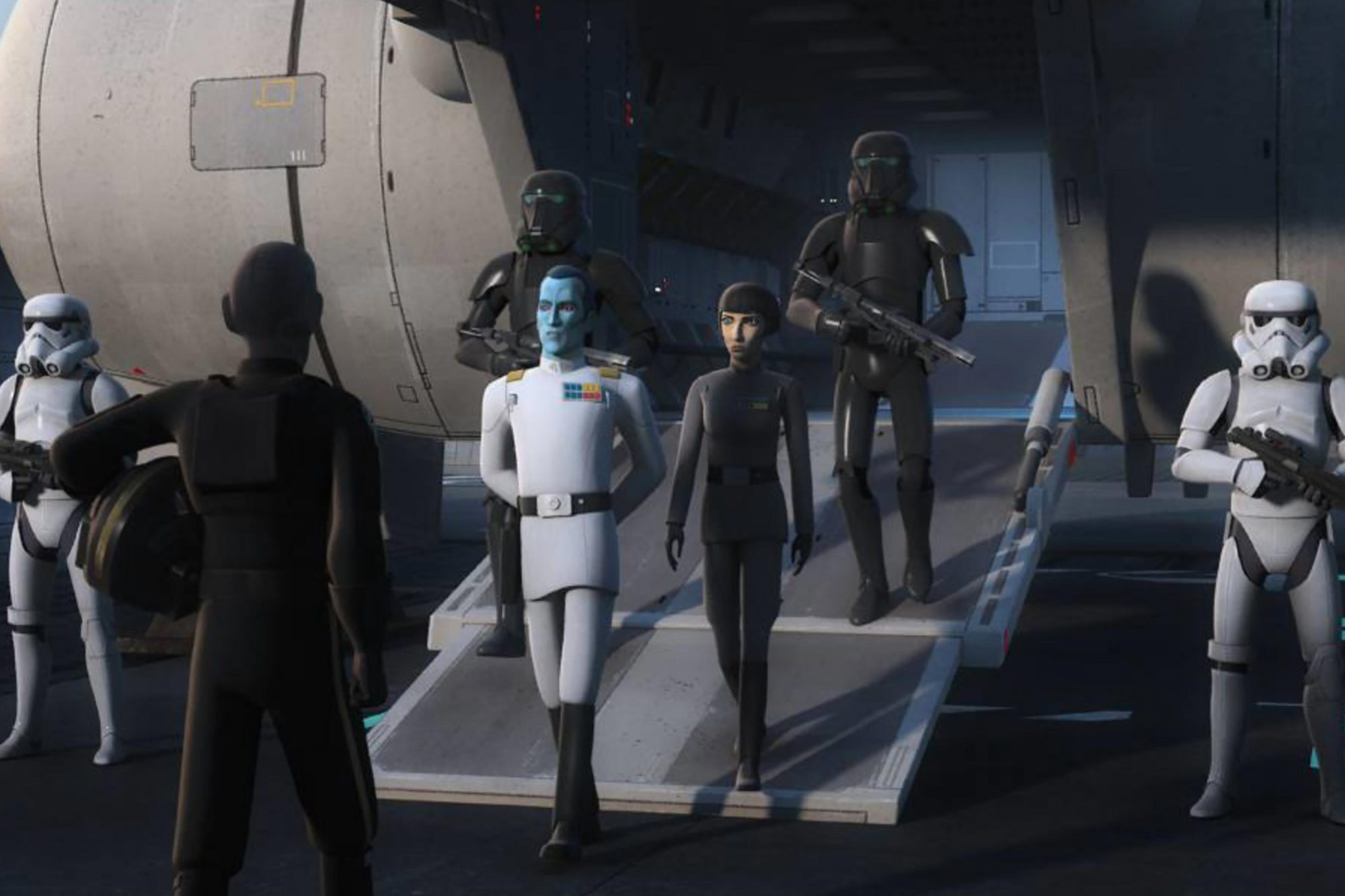 Star Wars Rebels CR: Lucasfilm/Disney XD