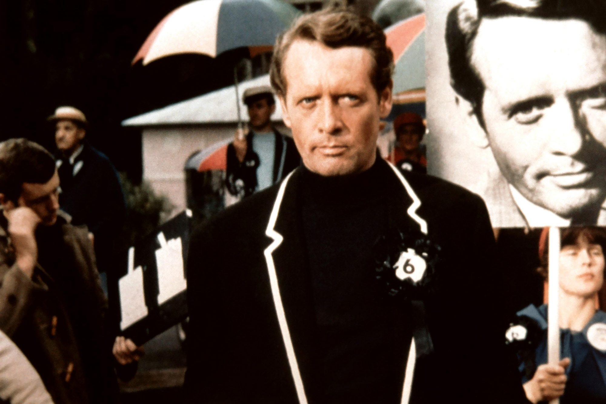 THE PRISONER, Patrick McGoohan, 'Free For All', (aired Oct. 22, 1967), 1967-68