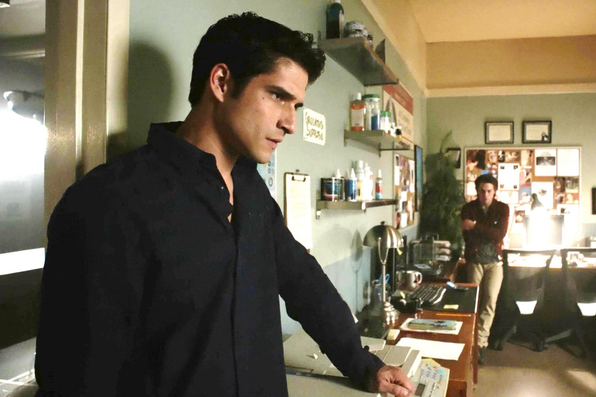 Teen Wolf - Season 6, Ep.18 (screen grab) CR: MTV